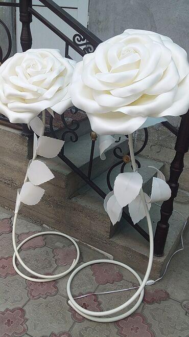 Роза светильник. Подарите родным и близким. ♡♡светильник большой 1800