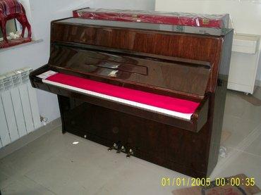 Bakı şəhərində Balaca Həcmli Fortepianolar satilir