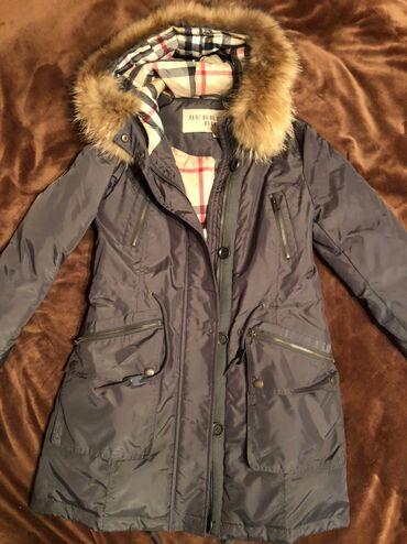 """Куртка фирмы """"Burberry Brit"""" в новом состоянии заказали размер не по"""