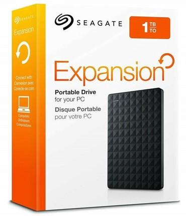 usb hard disk satilir - Azərbaycan: İstehsalçı:SeagateQoşulma interfeysi:USB 3.0Yaddaş:1