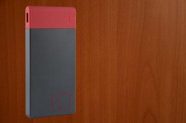 Внешний аккумулятор для смартфонов. новый. 10000 mah. 1700 сом бишкек. в Бишкек