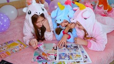 Пижамы для девочек в виде самых в Бишкек