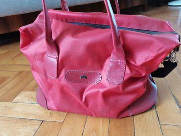 Спортивная стильная сумка для спорта, для отдыха