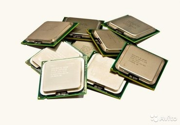 Процессоры 775 socket в Бишкек