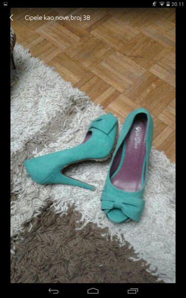 Personalni proizvodi | Obrenovac: Cipele kao nove broj 38
