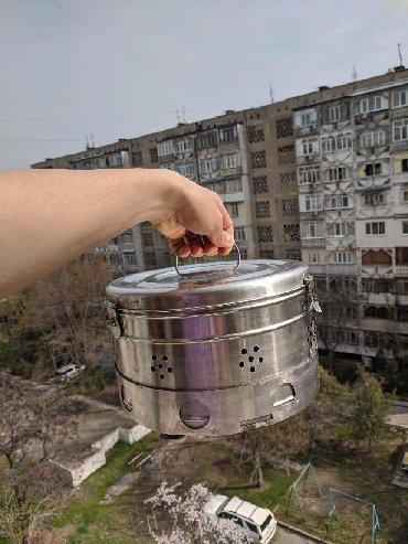 Мед. товары - Кыргызстан: Продаю медицинские биксы, 2 штуки  Состояние отличное  Цена за один