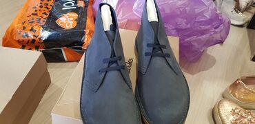 audi allroad 42 quattro в Кыргызстан: Clark's мужские ботинки  Размер 42-42.5  Верх натуральный нубук
