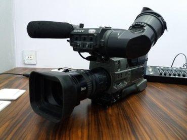 Gəncə şəhərində Sony Dsr 250 p ideal işlek vəziyetde 2 batarka 1 Adaptor var rial