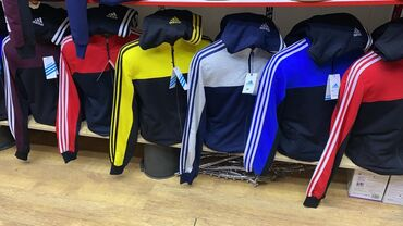спортивные хиджабы в Кыргызстан: Мужские спортивные костюмы (оптом)