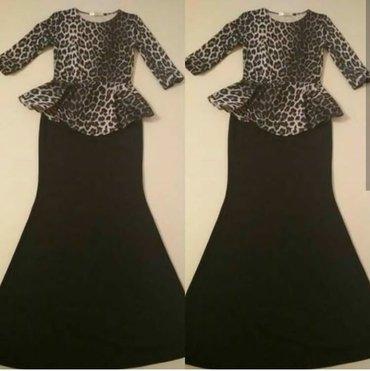 Платье почти новый размер 42 в Кок-Ой