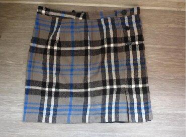 Almers jos komada b poslednji komamoguca - Srbija: B.p.c suknja XLKarirana b. p. c. suknja u nijansama crne sive i plave