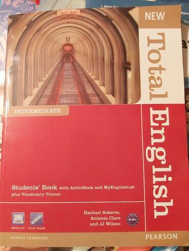 pocket book - Azərbaycan: TOTAL ENGLİSH (STUDENT BOOK&WORKBOOK) hər ikisi təzədir