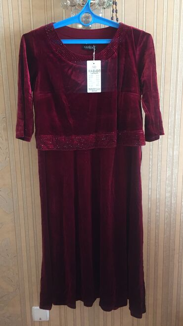 платья из велюра в Кыргызстан: Турецкие платья, материал велюр