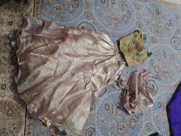вечернее платье трансформер в Кыргызстан: Платье!одевалось 1раз на выпускной!размер s/xs корсет