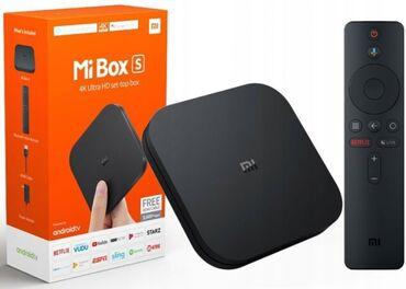 Xiaomi Mi TV Box S 4K Android TV 9.0Бесплатная доставка, настройка и
