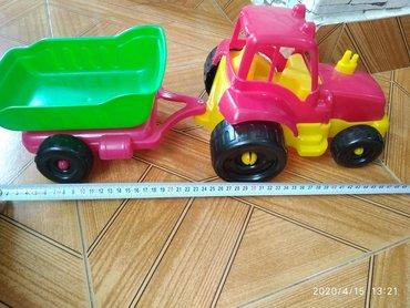 - Azərbaycan: Az işlənmiş traktor