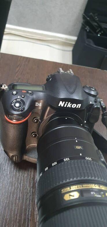 Срочно идеал NikonD4 .70 200 2.8 ll 27-70 2.8 выспышка Nikon SB-91