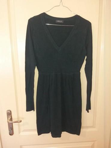 Svaku priliku haljina - Srbija: Haljina za svaku priliku. Univerzalne velicine, pamucna crna. Lepo
