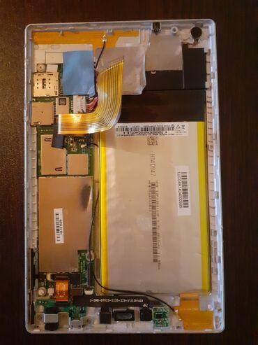 Bu Tablet Ehtiyat hissəsi kimi satilir.bircə sensor ekrani yoxdu