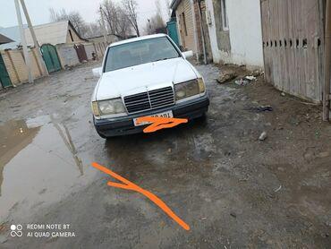 Mercedes-Benz W124 2.3 л. 1988 | 22222222 км