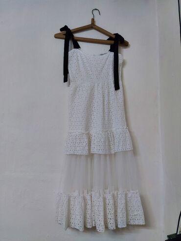 винтажные платья в Азербайджан: Платье Коктейльное Dior S