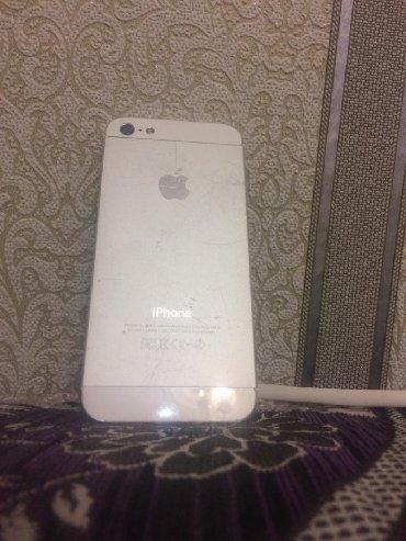 apple 5 - Azərbaycan: İphone 5