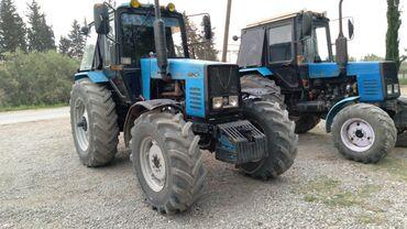 1221 traktor - Azərbaycan: Belarus 1221