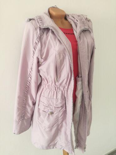Prelepa jaknica/suskavac je nova,velicina L. Lila boja