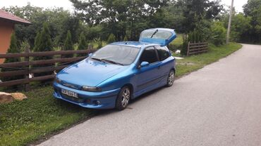 Na akumulator - Srbija: Fiat Bravo 1.2 l. 2000 | 230000 km