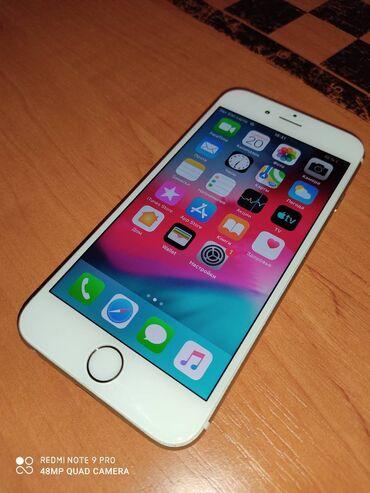 IPhone 6   16 ГБ   Золотой Б/У   Отпечаток пальца