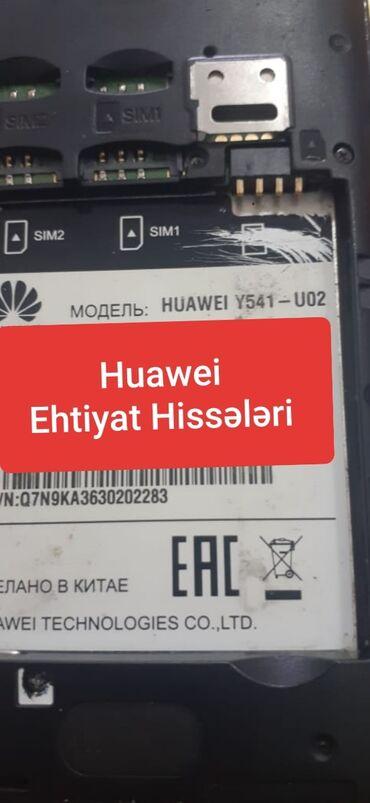 Huawei Ehtiyat Hissələri
