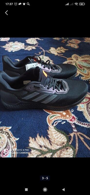 Продаю абсолютно новые фирменные кроссовки фирмы Адидас 43 размера пок