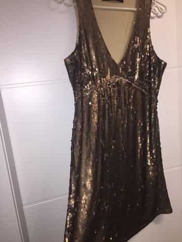 Guess-maskirne-farmerke - Srbija: Prelepa Guess haljina. Nosena samo jednom, kao nova. Velicina S