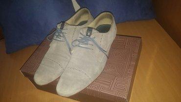 Muske cipele broj 41 Nicola Benson polovne u odlicnom stanju - Belgrade