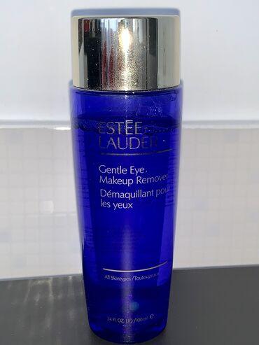 средство для дачных туалетов в Азербайджан: Estee Lauder Gentle Eye makeup remover-средство для удаления макияжа