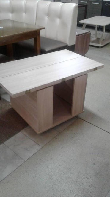 стол трансформер раскладной в Кыргызстан: Новый стол трансформер,3 в одном - дасторхон,жур стол,обед стол