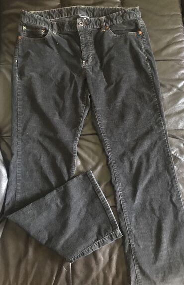 Ralph lauren - Srbija: Polo Jeans Ralph Lauren ženske somotske pantalone, kao nove, kupljene