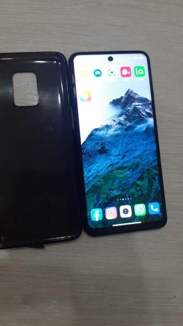 видеокамера xiaomi в Азербайджан: Б/у Xiaomi Redmi Note 9S 128 ГБ Голубой