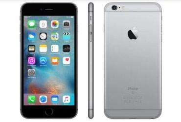 IPhone 6s plus 64 память серый цвет в Бишкек