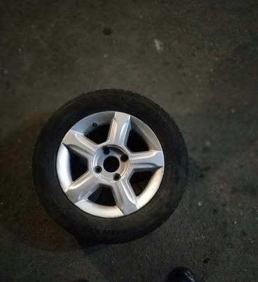 diski teker 195 65 15 - Azərbaycan: Nissan sunny 4 bolt zavod diski 195/65/15 1 ededdi