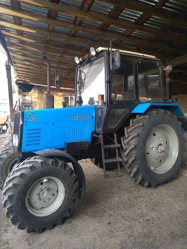 транспортные услуги крана манипулятора в Кыргызстан: Мтз 920 беларус трактор с малой нароботкой 1985моточасов