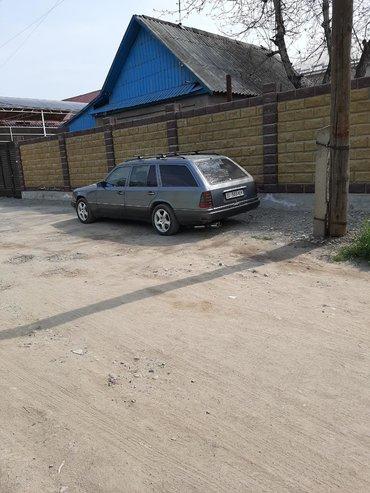 Mercedes-Benz W124 2.3 л. 1989 | 300000 км