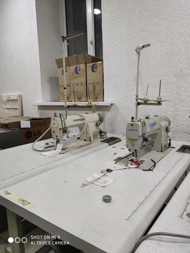Продаются швейные машины два за 10000 сом  в Бишкек