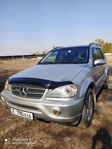 Mercedes-Benz ML 400 4 л. 2003