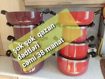 Qazanlar Azərbaycanda: Şok şok şok qazan dəstləri cəmi 35 manat