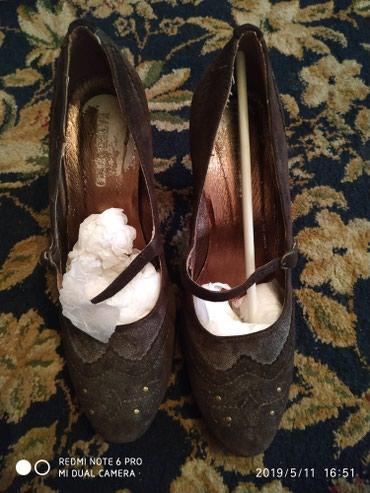 Туфли 39 размер бу в хорошем состоянии почти даром в Бишкек