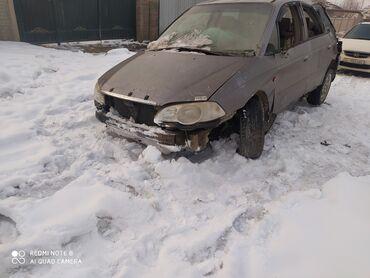 аварийная в Кыргызстан: Honda Odyssey 2.3 л. 2001