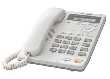 Panasonic kx t7730x - Кыргызстан: Телефон Panasonic KX-TS2565RUХарактеристики:• АОН, Caller ID*• 3-х