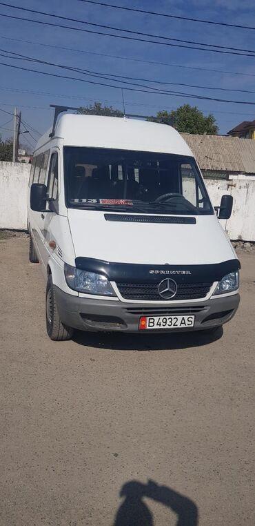 Купить бус спринтер грузовой - Кыргызстан: Mercedes-Benz Sprinter 2.2 л. 2005