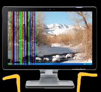 Ремонт мониторы и компьютера в Бишкек
